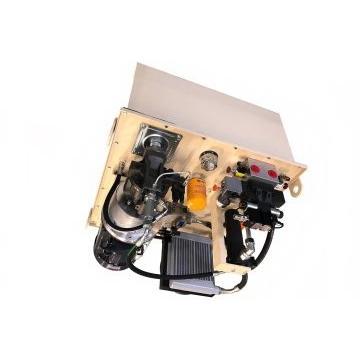 24v ELETTRICO OLIO IDRAULICO unità di controllo per gru di Sollevamento Strumento Hiab ecc... (3