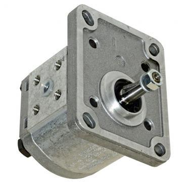 Pompa idraulica a doppio piano Pompa ad ingranaggi CNBA-8.8/2.1 11GPM 3000PSI