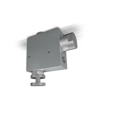 Raccordo a saldare ad occhio per oleodinamica in acciaio forato da 16 mm