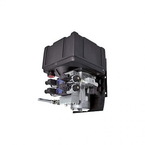 "Idraulica in linea di controllo del flusso 3/4 ""BSP 280 BAR 80 L / MIN v0859 GRATIS UK & EU P&P"