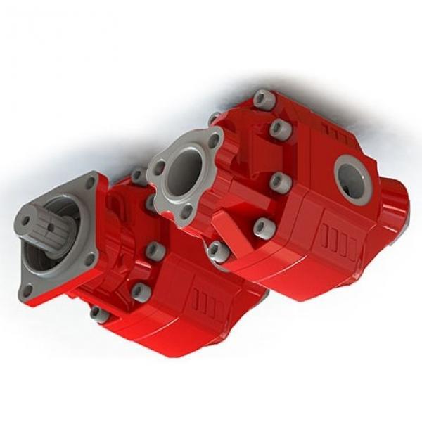 Nuova inserzioneINGRANAGGIO Idraulico pumpmetal Power Pump con valvola di sicurezza Kit per 1/14 RC DUMP TRUCK