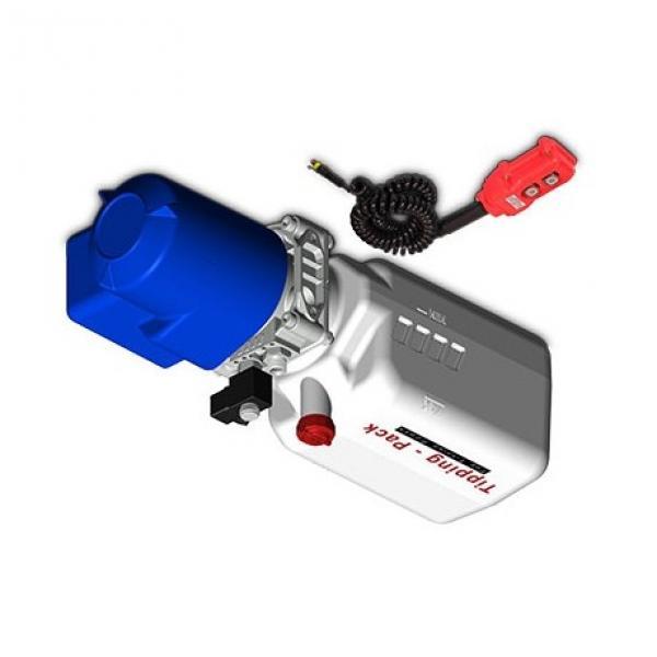 Servo Pompa Idraulica Sterzo Per Ford Transit Cassone Ribaltabile Bus 2.5 Di /