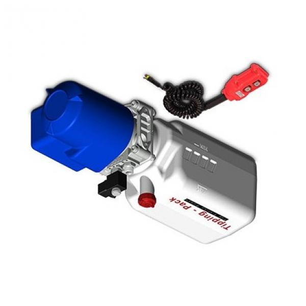 UK STOCK 150MM Pompa Idraulica Cilindro Set per LESU RC 1/14 fai da te TAMIYA Dump