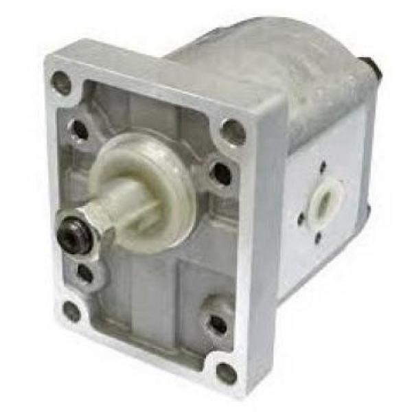 Idraulico Pompa C / Unità W Albero - Rimosso Da JCB 3C