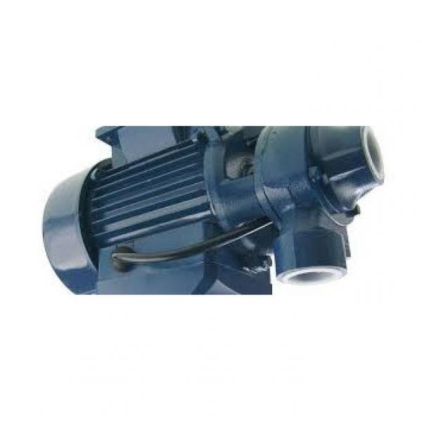 Nachi UVN-1A-1A4-2.2-4-10 Idraulico Pala Pompa 7.46 Gpm 3 HP 800-1160 Psi